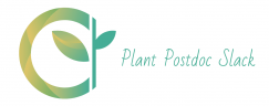 Plant Postdoc Slack